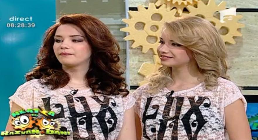 Andreea si Beatrice