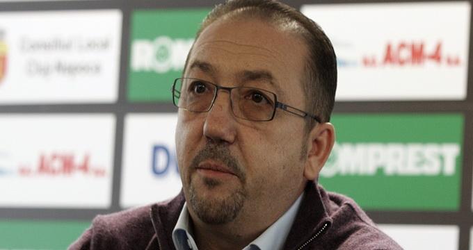 Florian Walter revine ca actionar la Universitatea Cluj