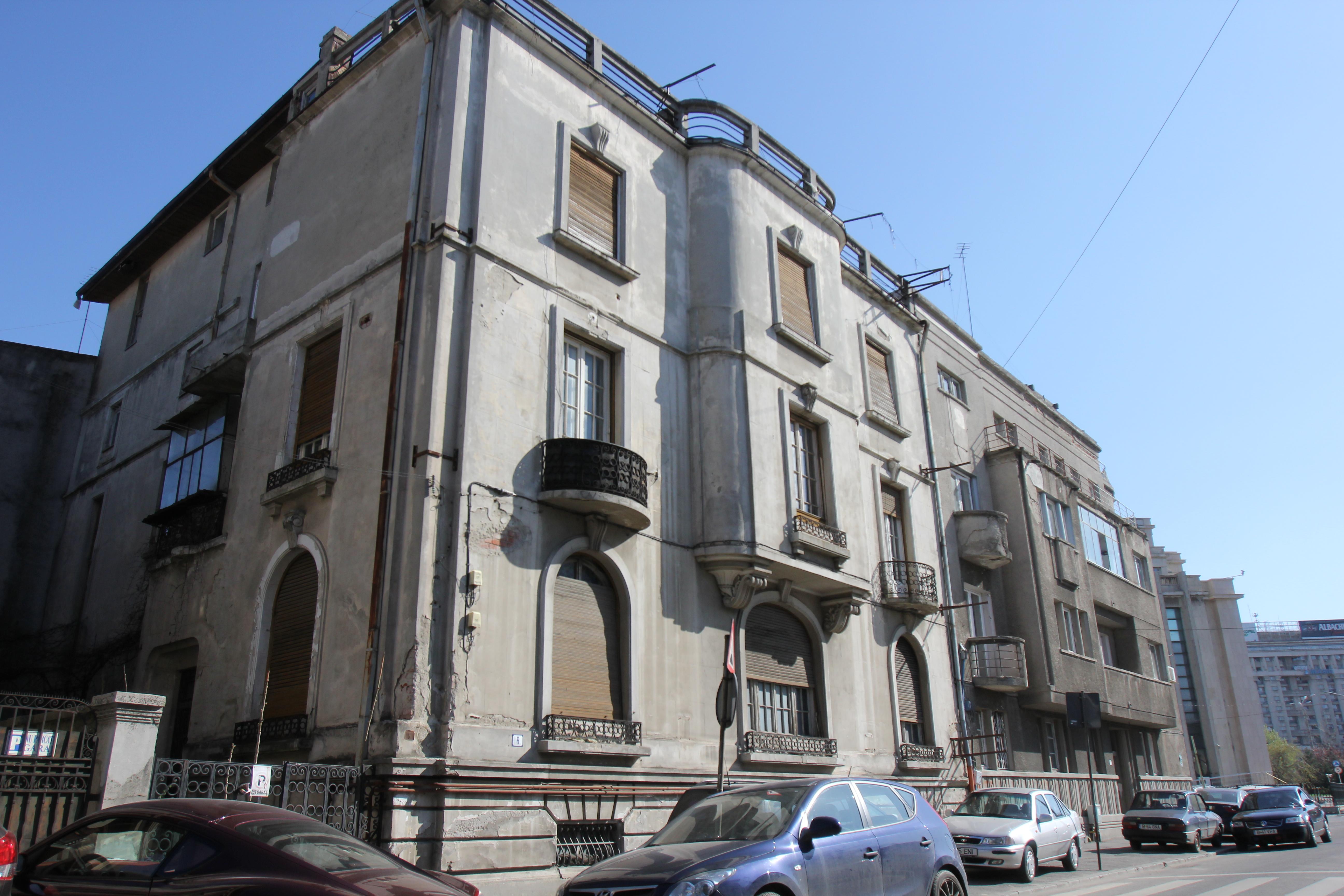Imobilul de pe strada Paris, miza mare la partaj