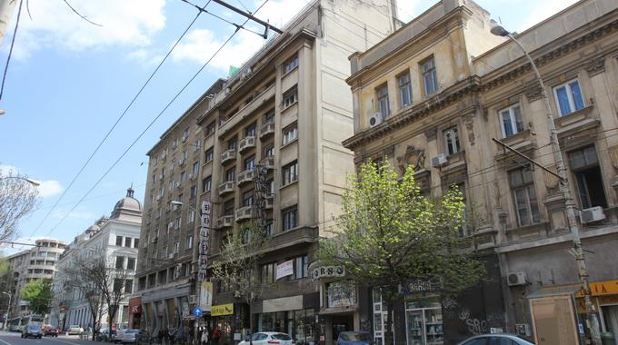 Apartamentul in care a locuit maestrul Gica Petrescuva fi scos la vanzare