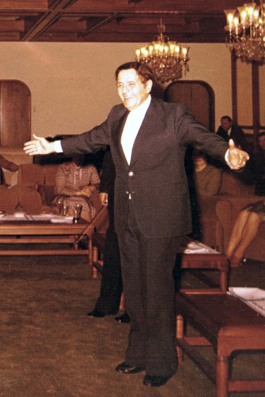 Maestrul Gica Petrescu