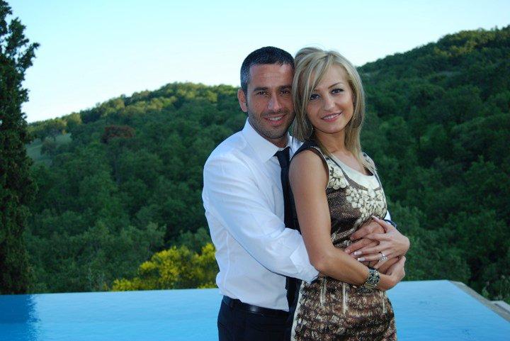 Italianul i-a daruit deja Flaviei inelul de logodna
