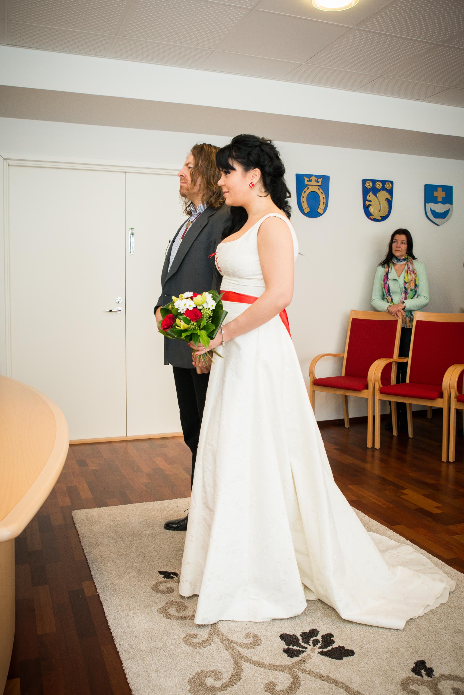 Dupa cununia civila din Finlanda, va avea loc si nunta