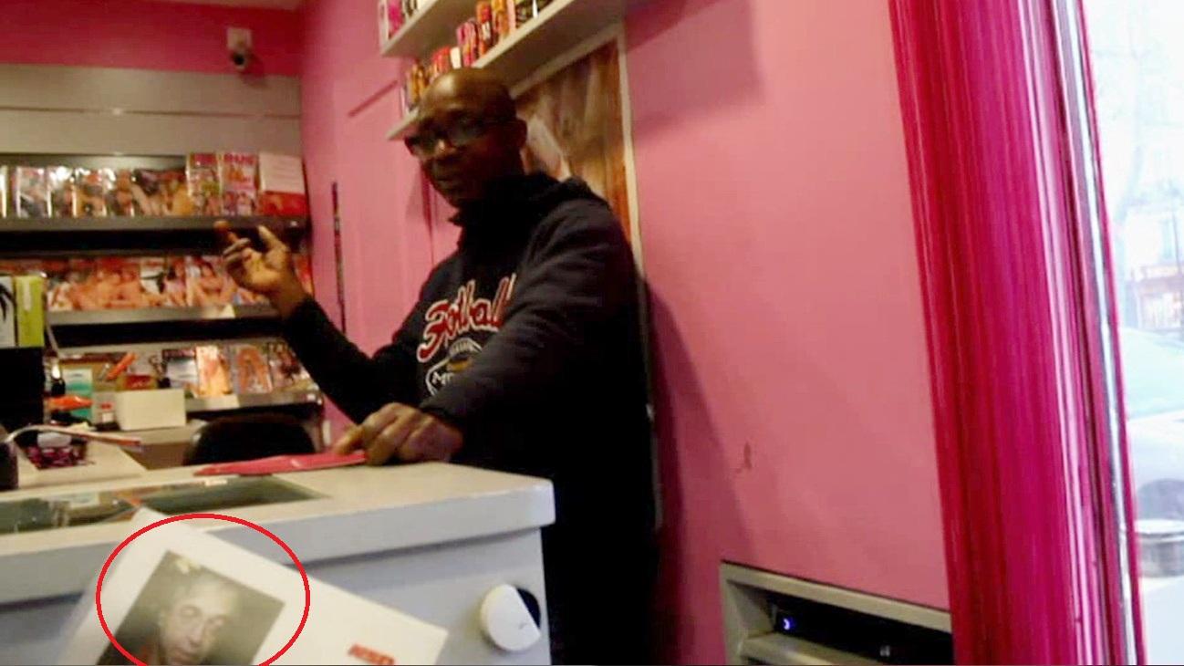 Bivolaru a fost recunoscut de vanzatorul unui sex shop din Paris