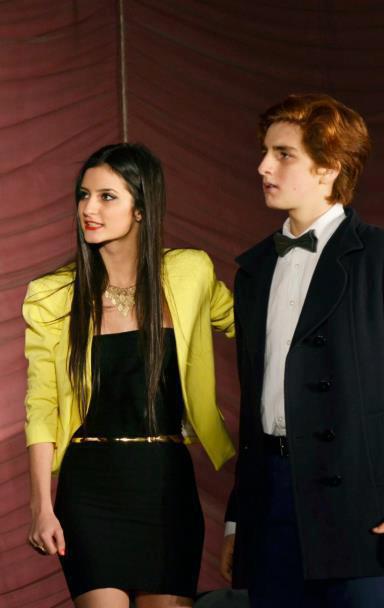 Carol si Alexandra