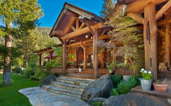 Cabana in comitatul Plumas din statul american California