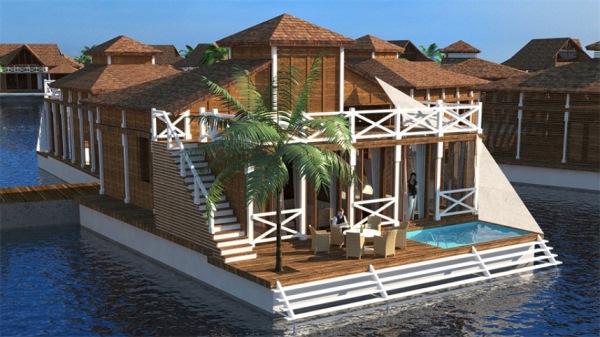 Cabana Imperial Maldivian