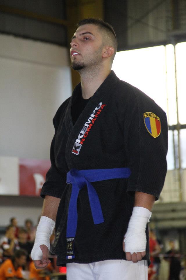 Andrei Mot era campion la kempo