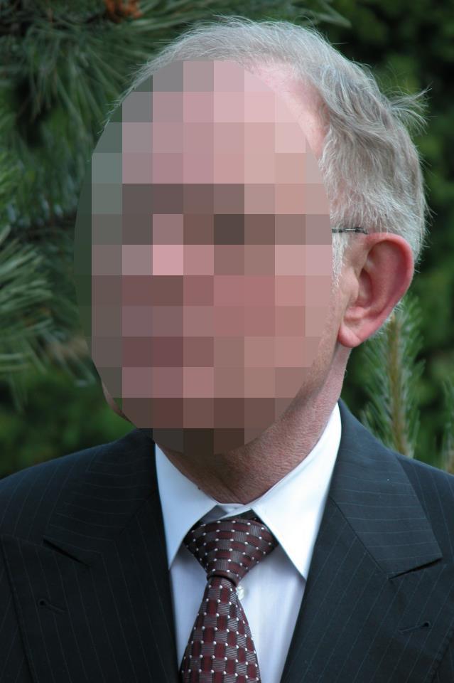 Omul de afaceri a cerut sa-i fie protejata identitatea