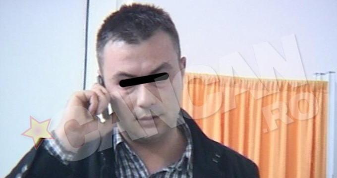 Florin Cergan, fiul judecatoarei Veronica Cîrstoiu, arestata, vineri seara, intr-un dosar de coruptie la nivel inalt.