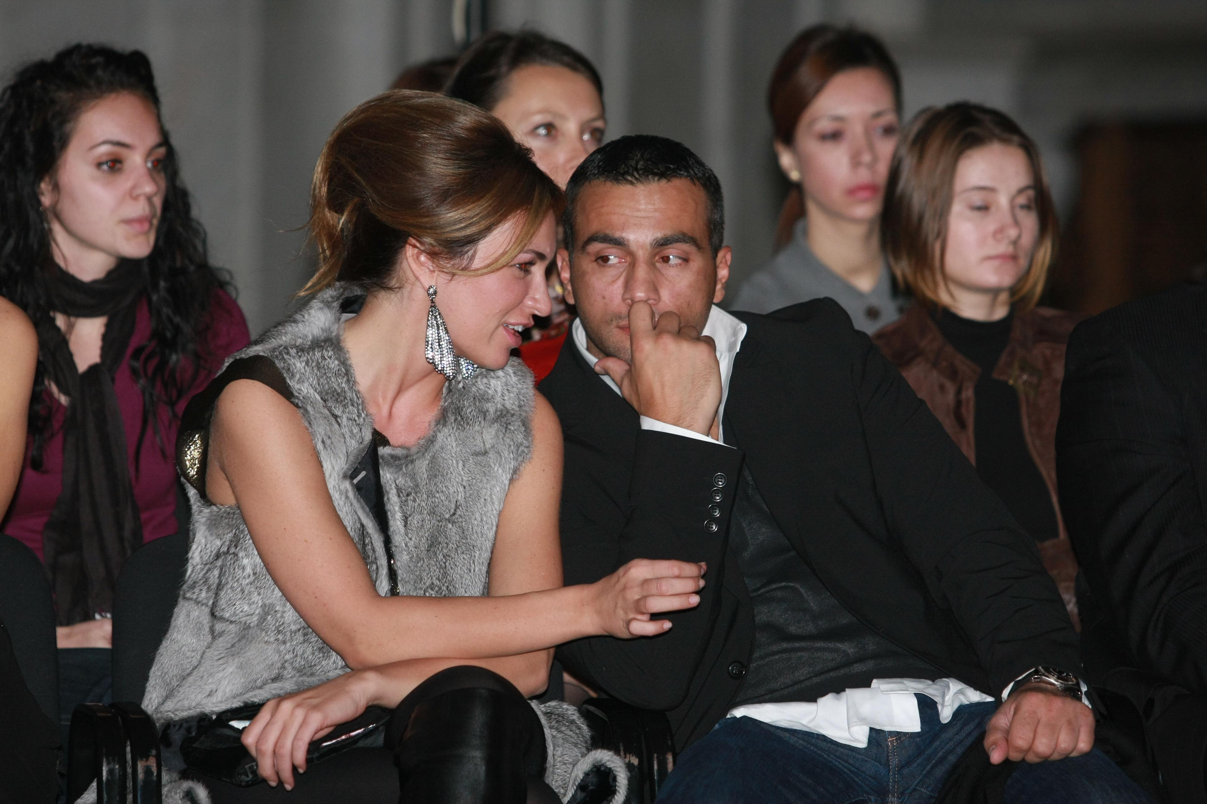 Linistea cuplului Marinescu-Colin a fost dinamitata, in aprilie 2013, cand afaceristul a fost retinut la Paris, intr-un caz de trafic de droguri la scara mare