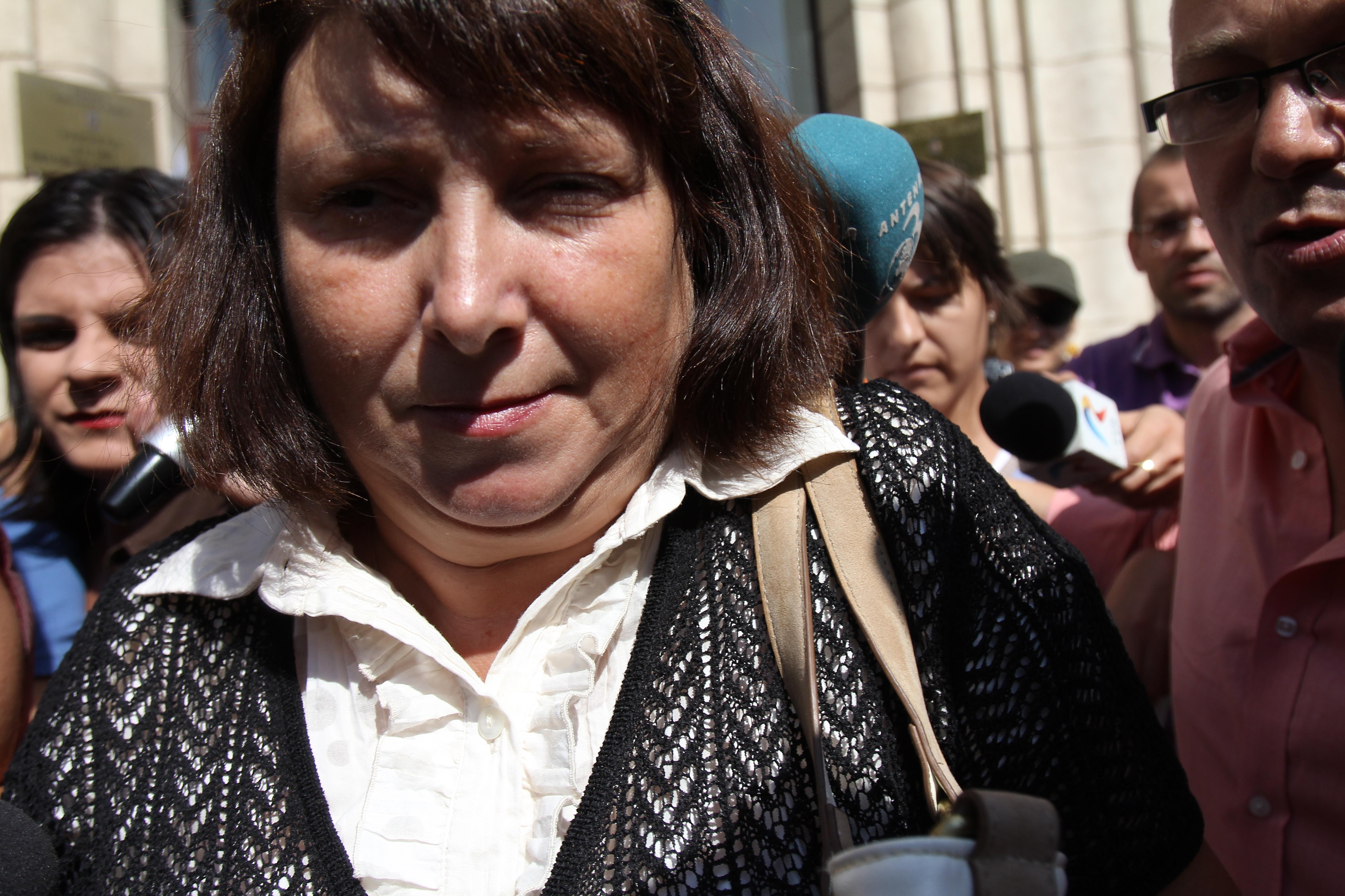 Sefa fundatiei Caleidoscop, Carmen Secareanu, a iesit senina de la audieri