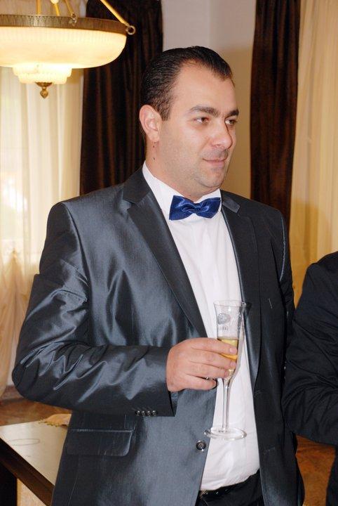 Fiul cel mic al lui Florin Cioaba, Daniel, a implinit 34 de ani