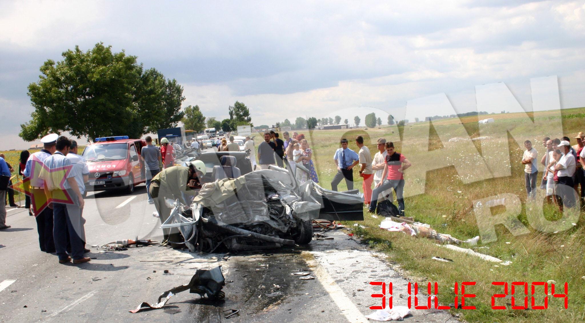 Mama, sora si tatal Silviei au pierit in accidentul sangeros, produs in urma cu noua ani, în apropierea localităţii Pieleşti