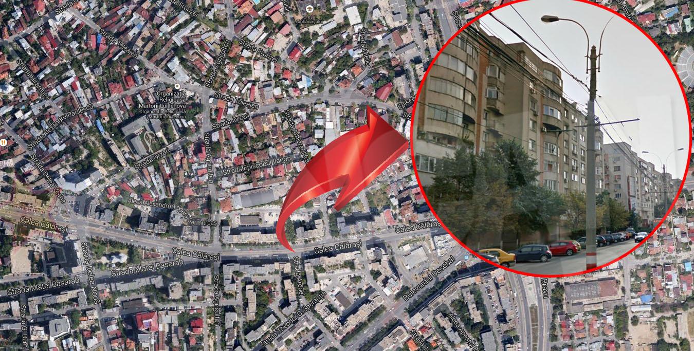 Apartamentele sunt in centrul Capitalei
