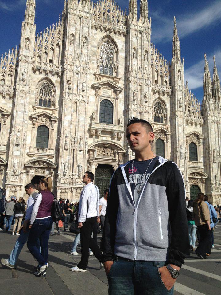 Alin lucreaza ca sofer, in Italia, si spunbe ca a fost arestat ilegal pe perioada concediului, in Elvetia