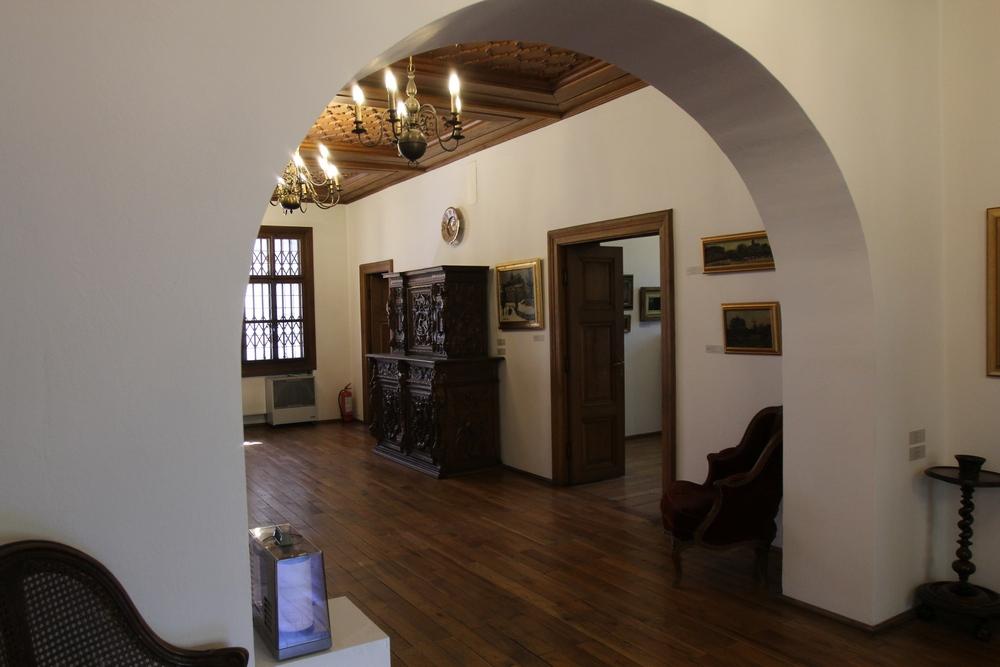 In prezent aici functioneaza Muzeul Theodor Pallady, operele de arta expuse provin din colectia Serafina si Gheorghe Raut