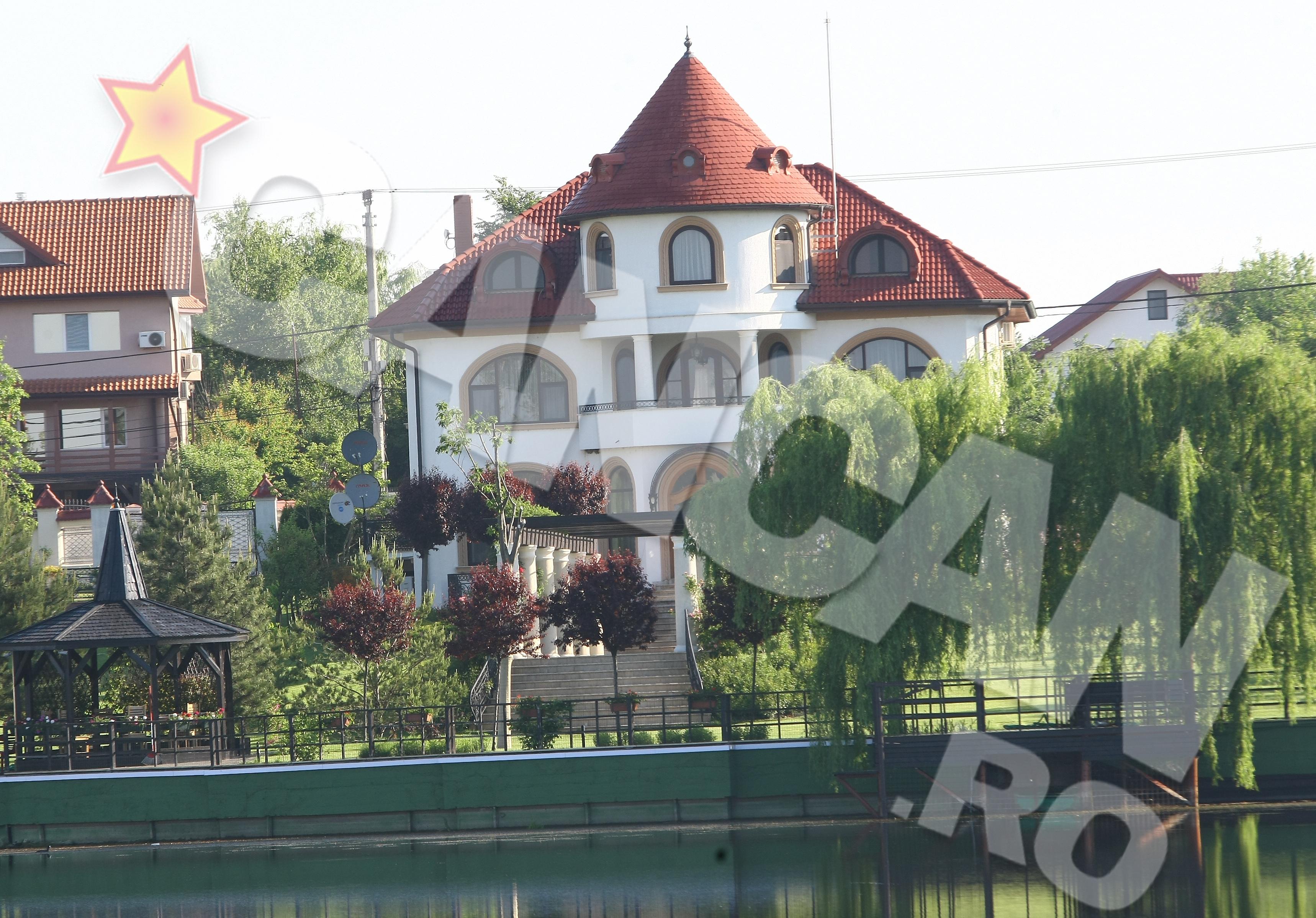 Vila si terenurile pe care fostii soti Negoita le detin la Balotesti au fost evaluate de catre experti imobiliari la aproape 700.000 de euro