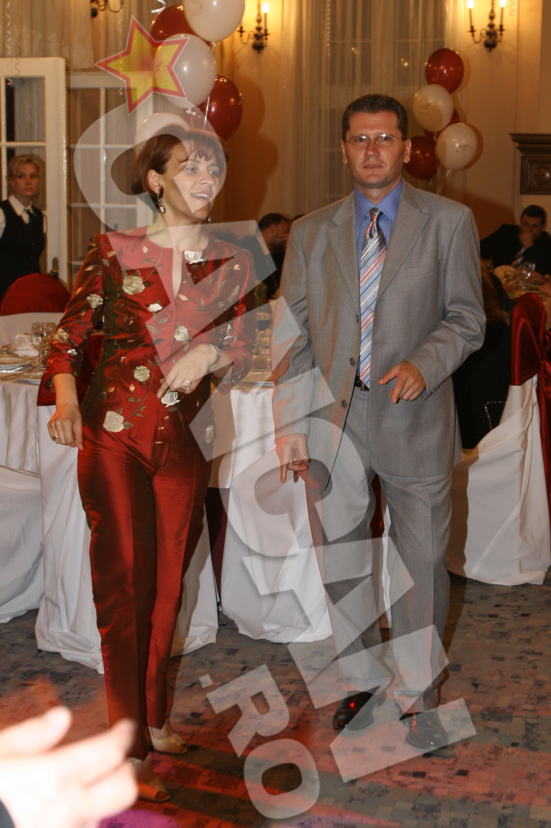 Liviu Negoita s-a intors la fosta sotie