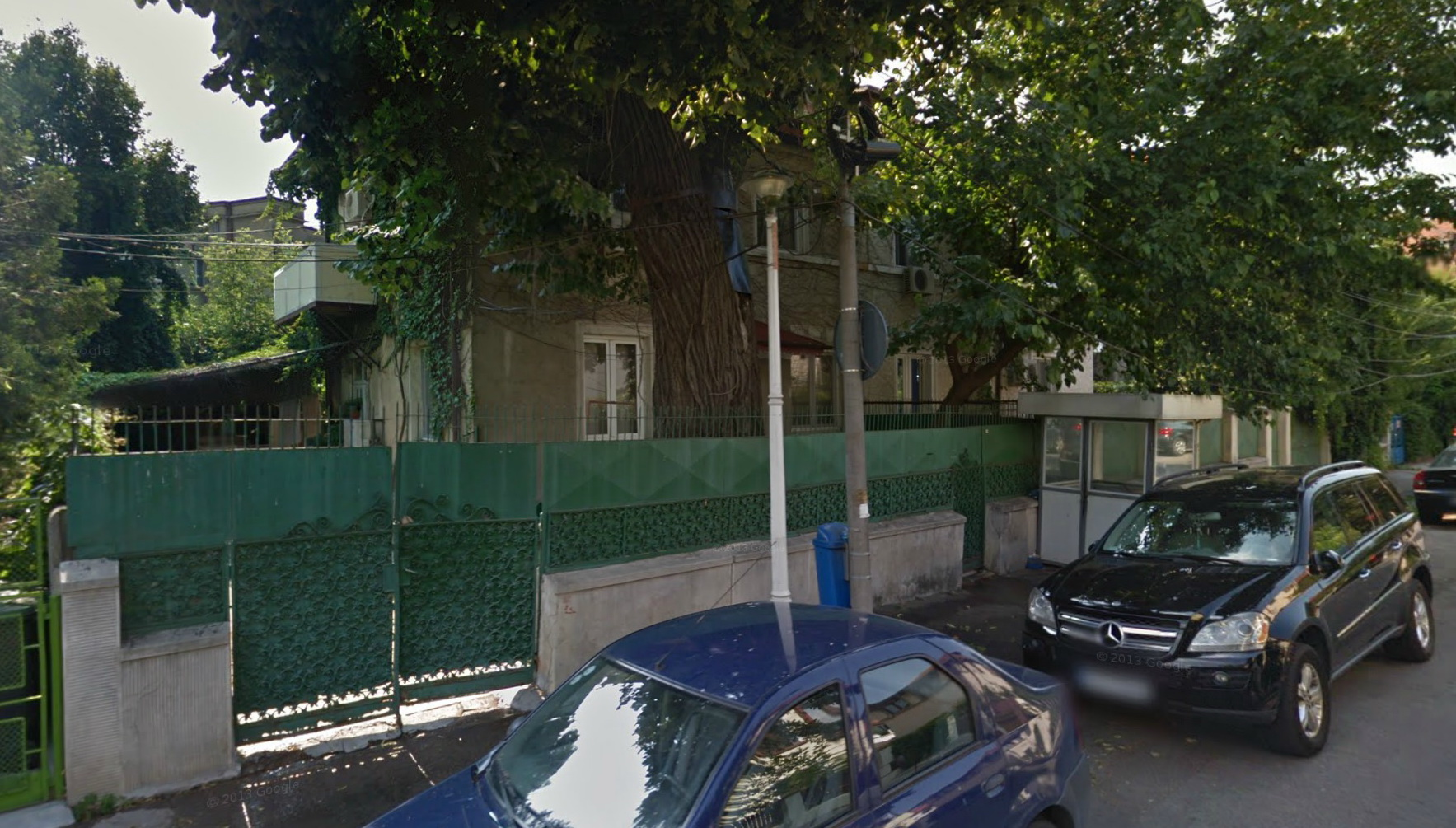 Casa apartine acum fiicei lui Vadim