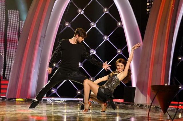 Razvan si Ilinca au facut furori in timpul dansurilor exacutate