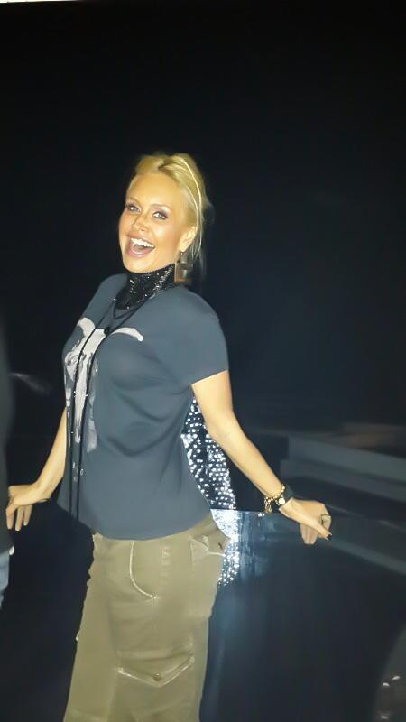 Vica Blochina, in vacanta in Cipru foto: Facebook