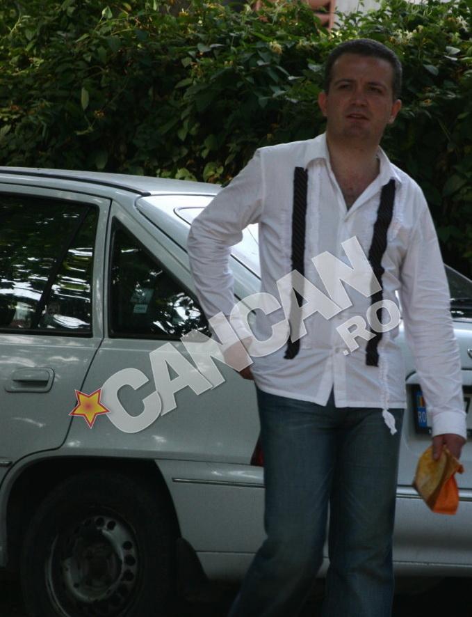 Andrei Prisecaru are de executat trei ani de inchisoare