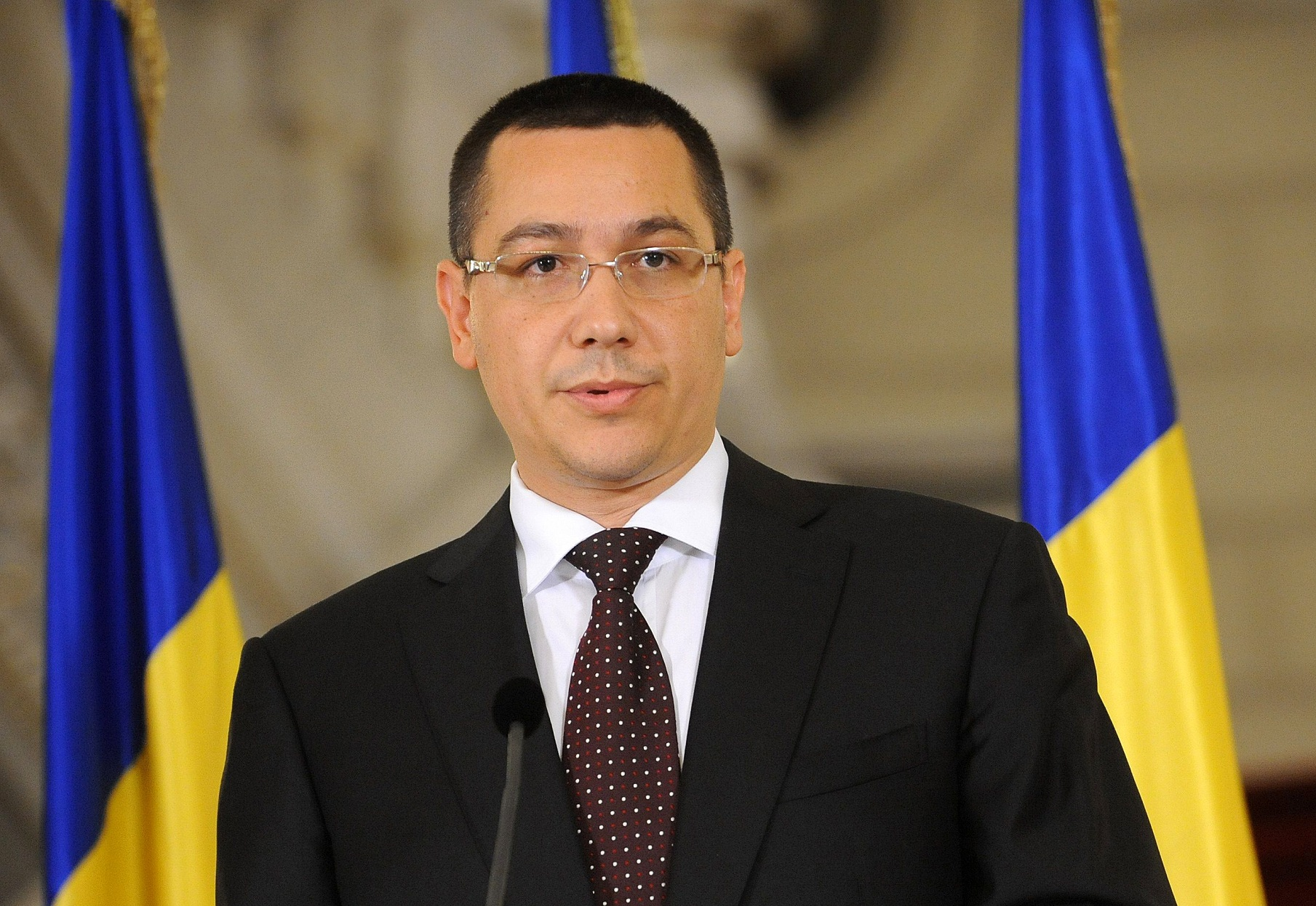 Victor Ponta a tinut sa lase un mesaj pentru sustinatorii loui Ariel Sharon