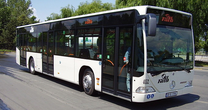 Autobuze RATB nu sunt cu nimic mai prejos decat cele din marile metropole europene