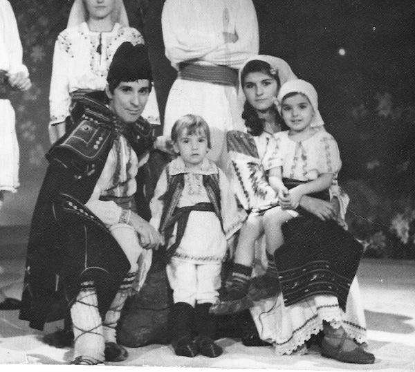 Liviu Vasilica si-a iubit familia mai presus de orice