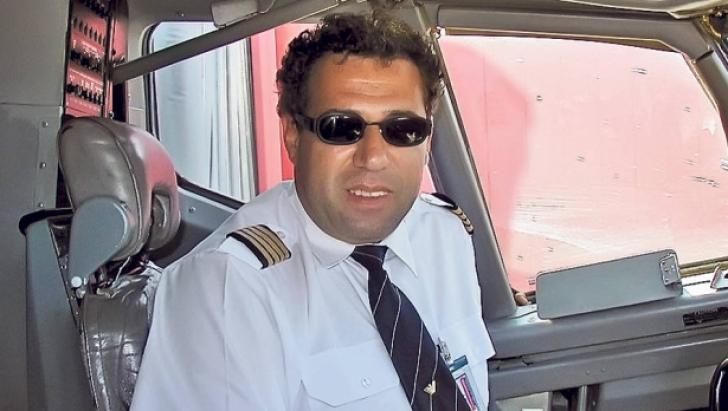 Adrian Iovan era pilotul avionului prabusit in muntii Apuseni