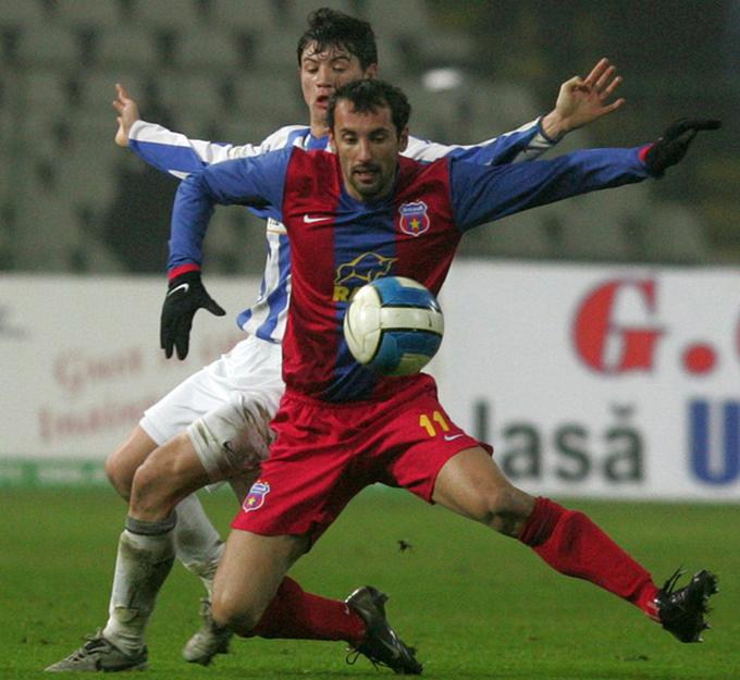 Gabi Bostina a fost dat afara in 2007 de la Steaua, la ordinul lui Gigi Becali. Motivul: era obsedat de sex