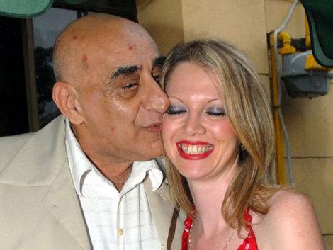 Oana si Viorel Lis sunt impreuna de 15 ani si erau pana de curand unul dintre cele mai vesele cupluri din Romania