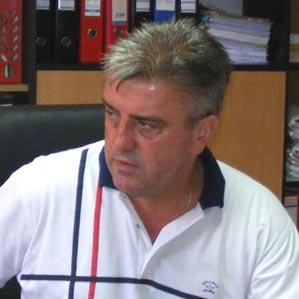 Vasile Preda, primarul comunei Varasti (foto:opiniagiurgiu.ro)