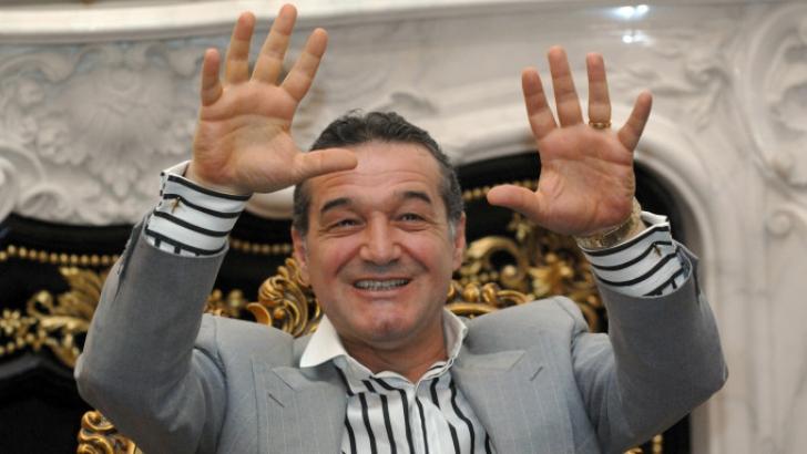 Gigi Becali va parasi inchisoarea luna viitoare