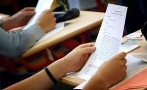 Prima proba scrisa din sesiunea speciala de BAC va avea loc pe 25 august foto: edu-news.ro