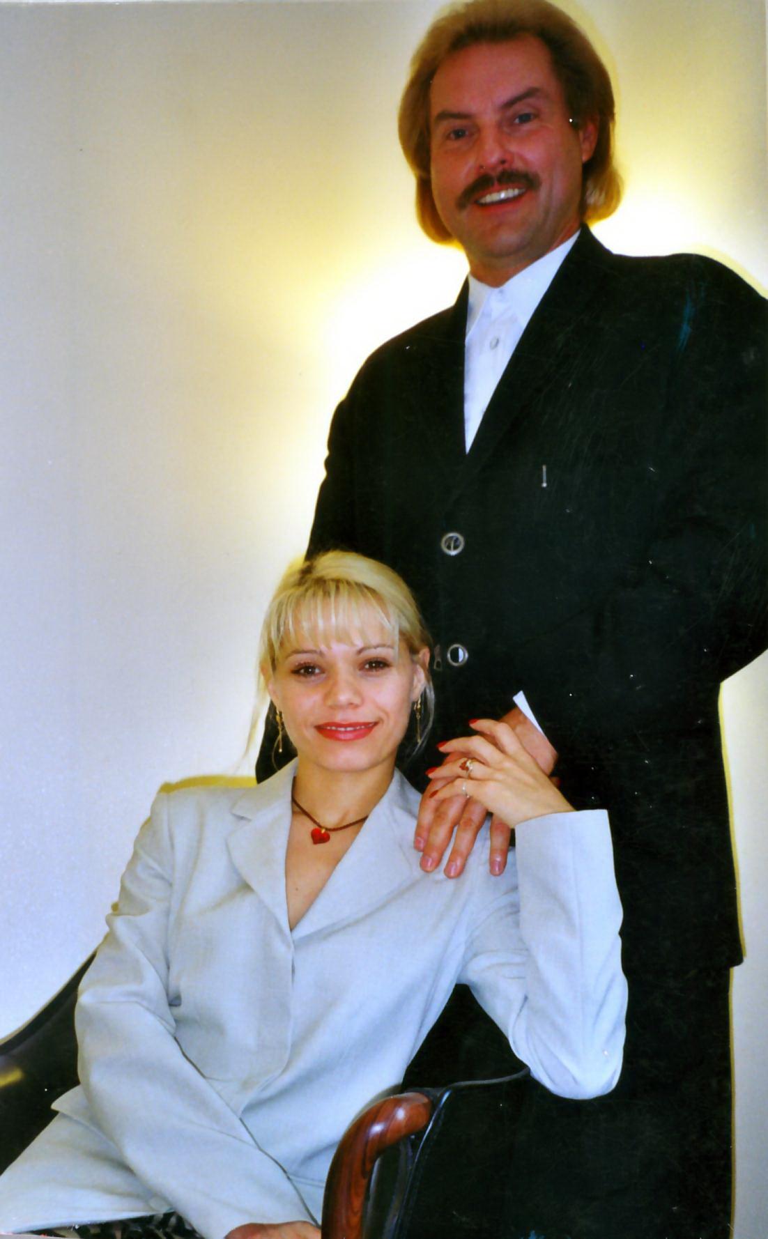 Mariana si Erck au avut o relatie de 15 ani