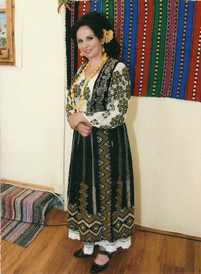Gherghina Stancu este cunoscuta pentru baladele pe care le-a dedicat mai multor personalitati