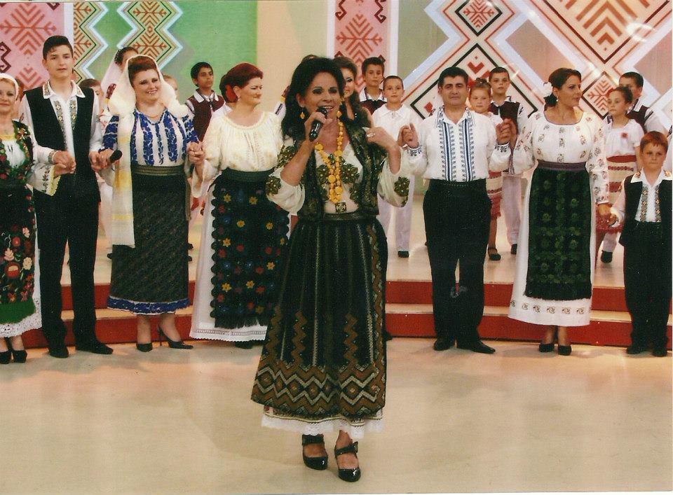 Cantareata nu a inregistrat noua balada inchinata lui Becali, pentru ca o interpreteaza numai live, la petreceri