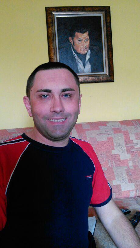 Paul Tecuceanu are in casa un portret al fratelui sau, Toni