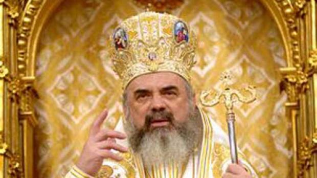 Patriarhul a ingropat securea razboiului cu fratele sau