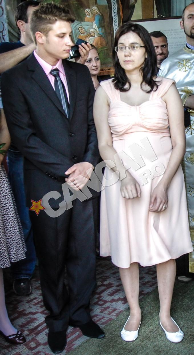 Steluta s-a casatorit anul trecut cu Ispas Constantin