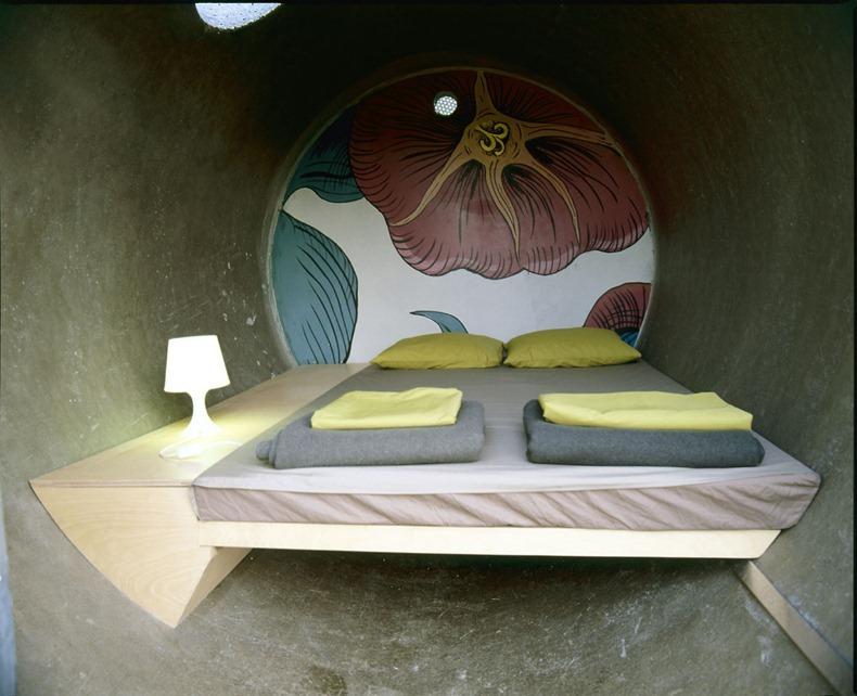 Camerele de hotelul Das Park asigura un confort minim