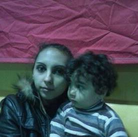 In incendiul de la Giulesti, Mihaela Yilmaz si-a pierdut fetita. Intre timp, ea a devenit din nou mama, nascand un baietel