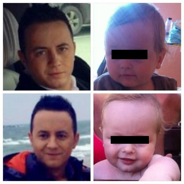 Blondu de la Timisoara este acuzat ca nu vrea sa-si recunoasca baiatul
