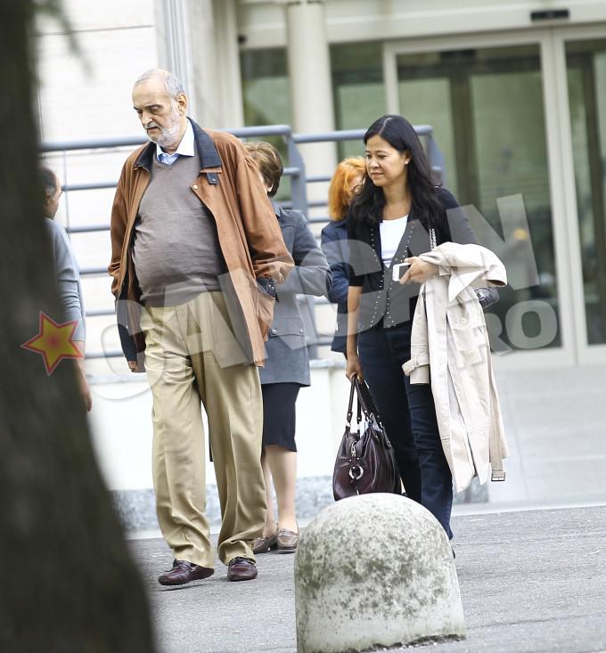 Chinezoaica lui Patriciu a fost acuzata de furt, impreuna cu avocatul milionarului