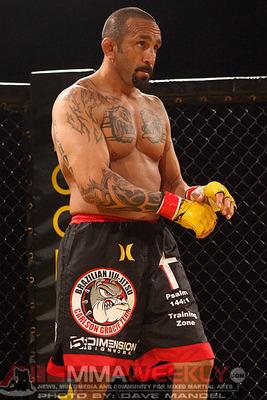 Todd Medina este un cunoscut luptator, in America