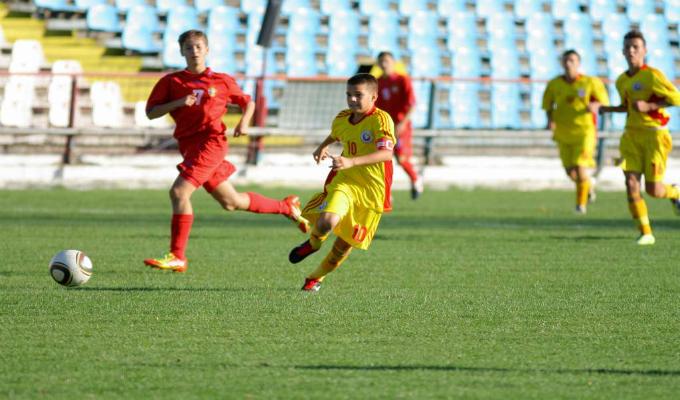 Ianis Hagi dirbleaza la echipa nationala