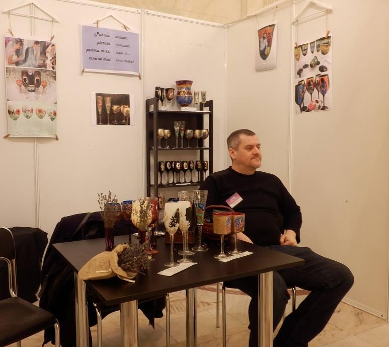 Cristi Martin a ajuns unul dintre cei mai apreciati artisti din Romania