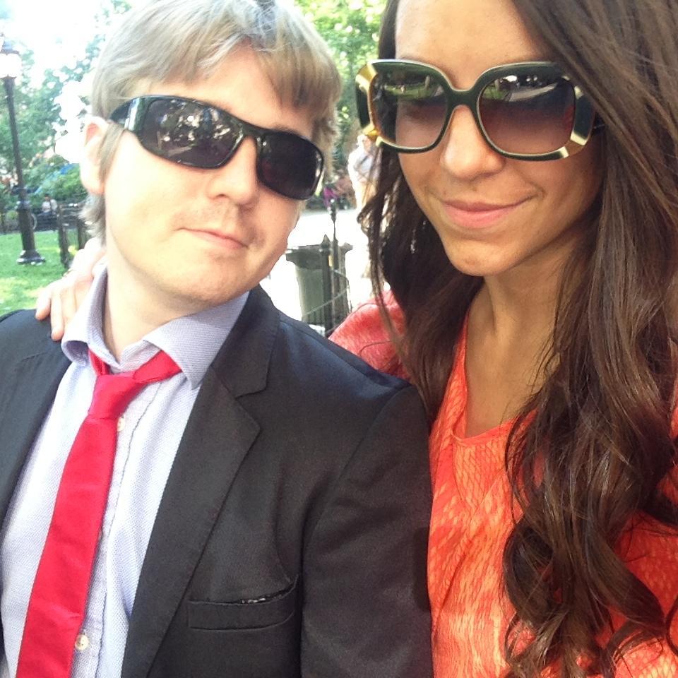 Nicholas a fost parasit de logodnica lui, dupa opt ani de relatie